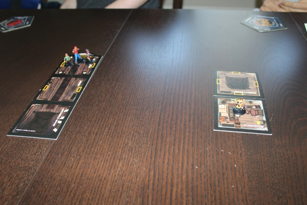 #2 - Betrayal at House on the Hill (2/6)