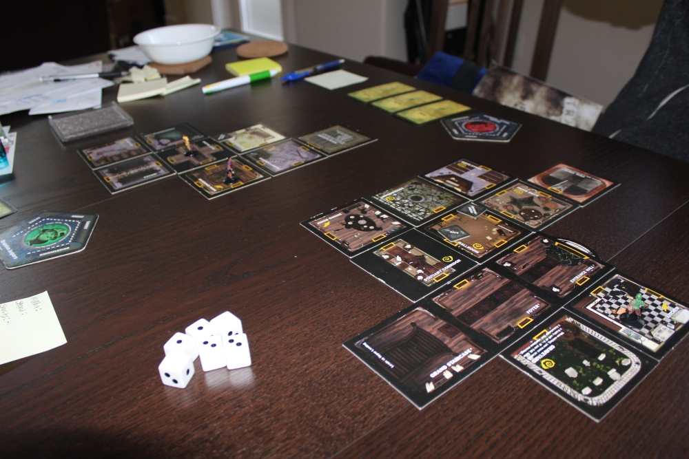 #2 - Betrayal at House on the Hill (6/6)