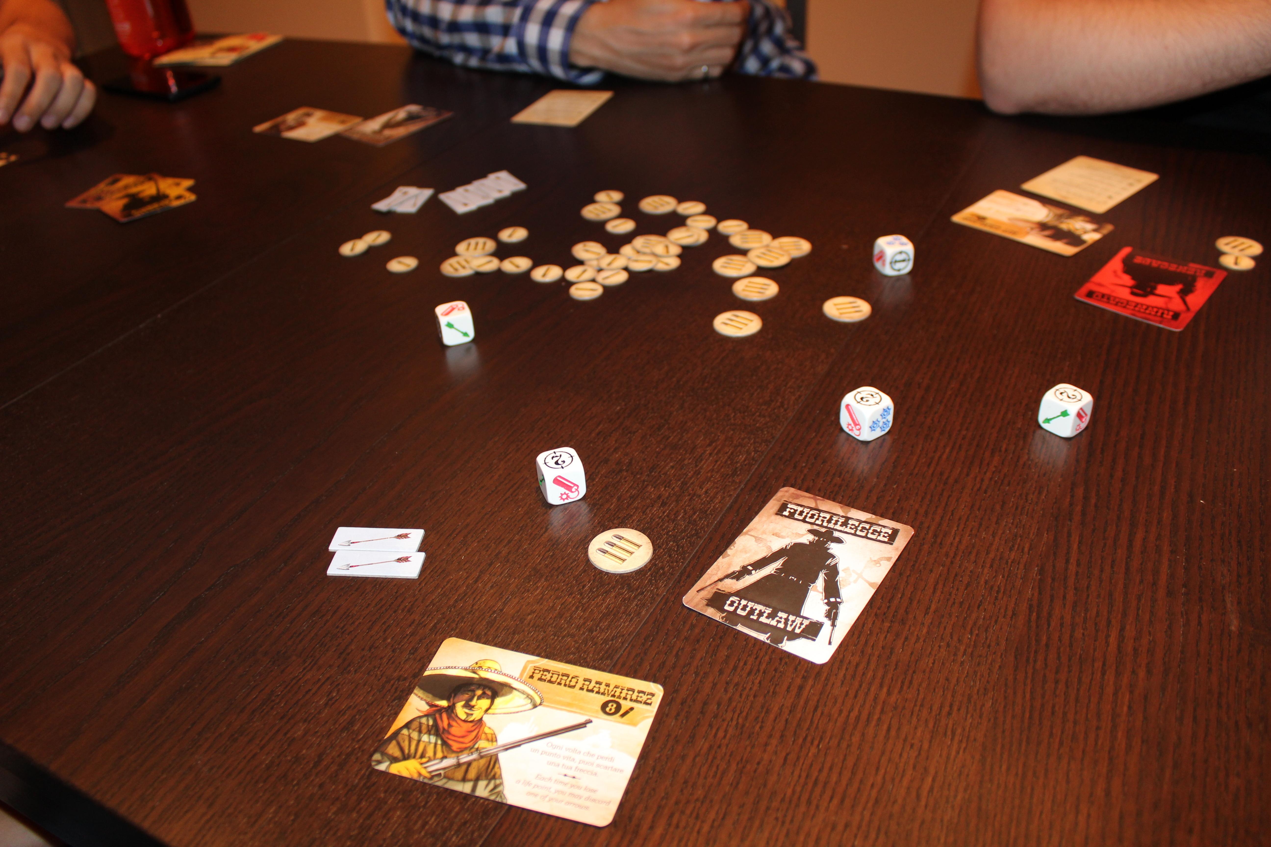 unlucky 7 dice game