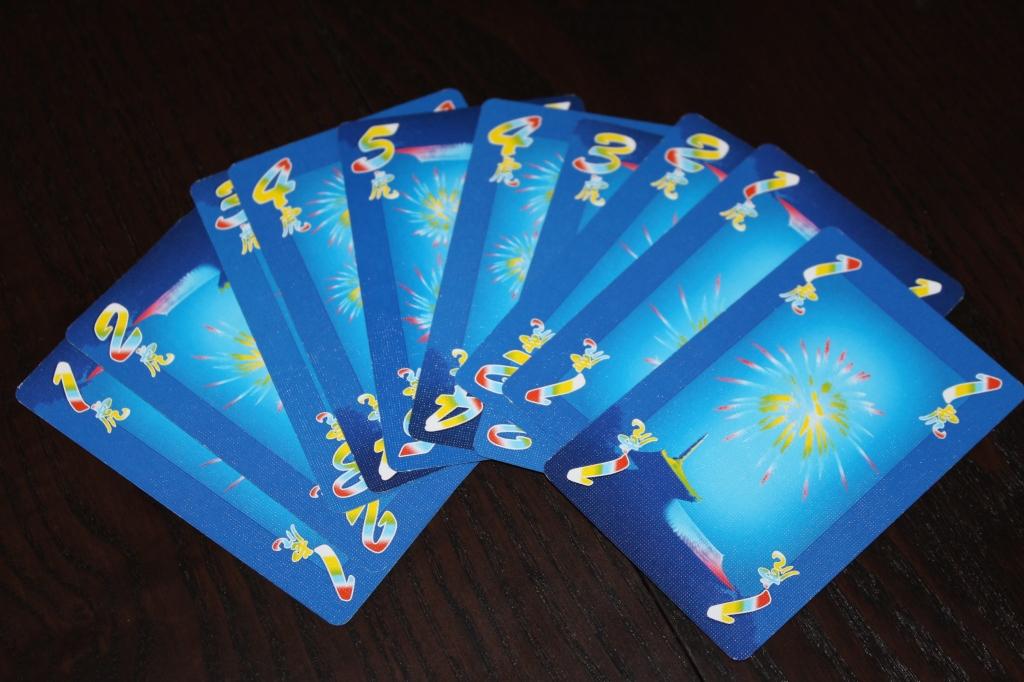 Hanabi Rainbow Cards