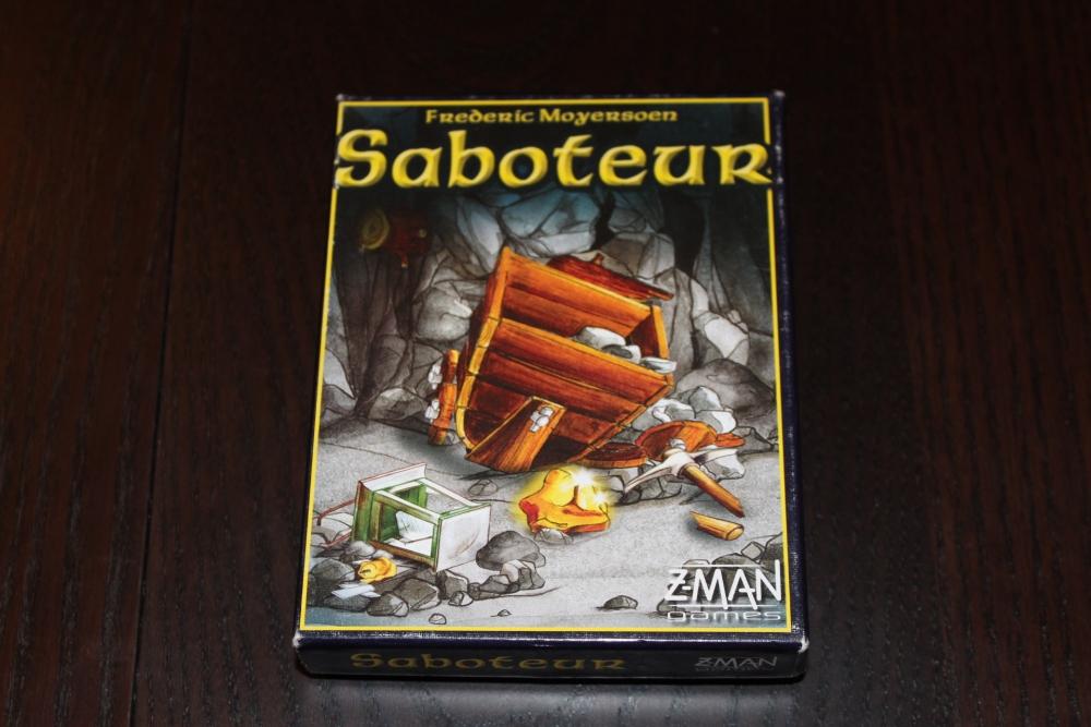 #23 - Saboteur (1/6)