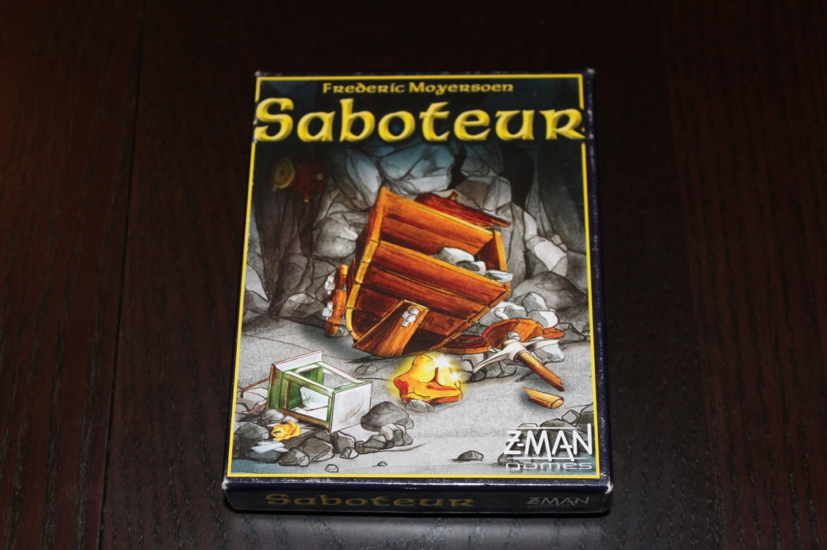Saboteur Box