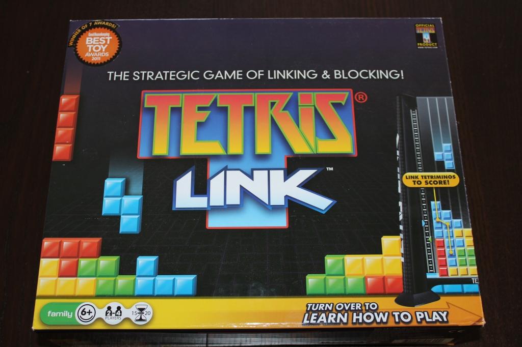 Tetris Link Box