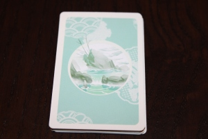 Hot Spring Card