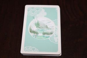 Hot Spring Card