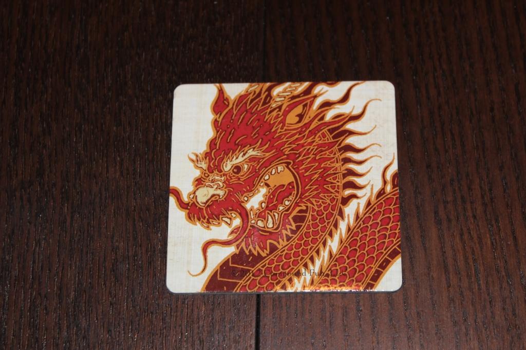 Tsuro - Dragon Tile