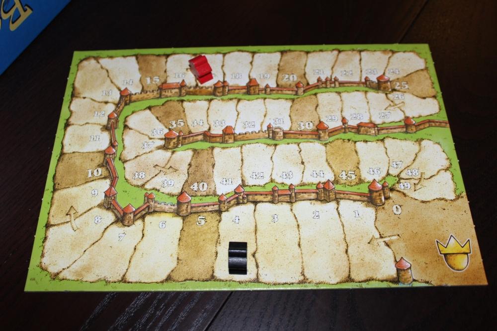 #16 - Carcassonne [Base Game] (5/6)