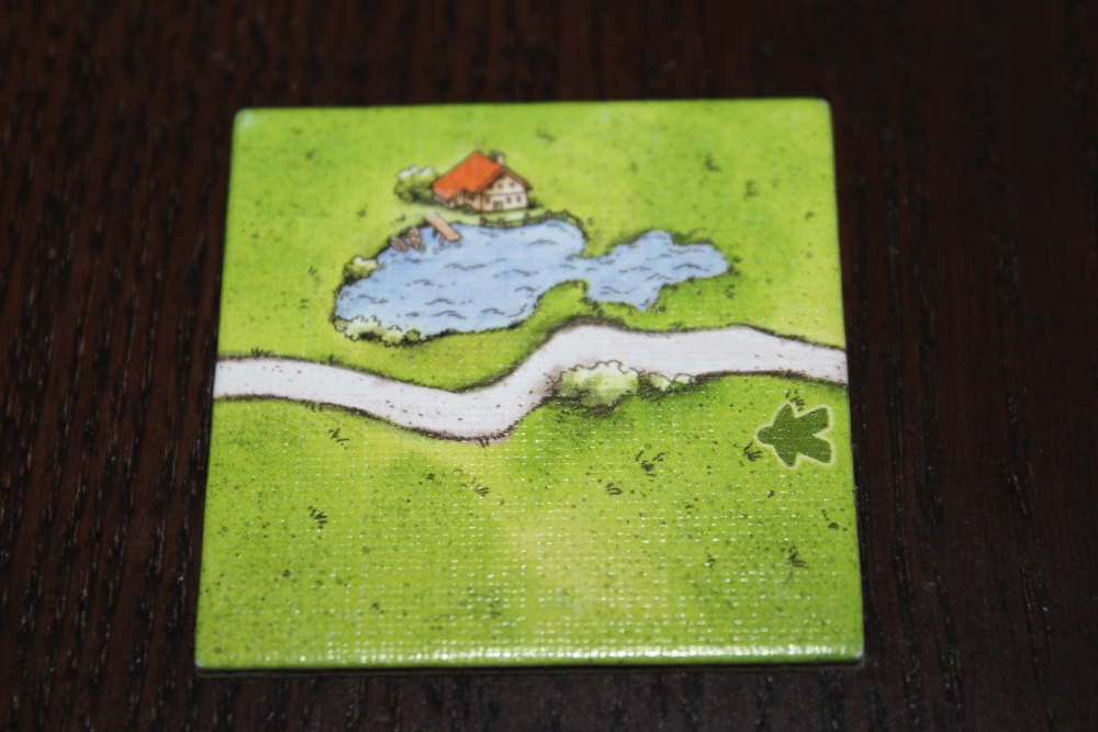 #17 - Carcassonne: Inns & Cathedrals [Expansion 1] (6/6)