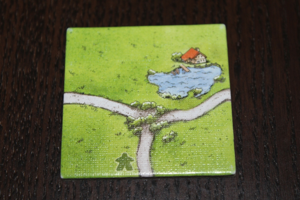 #17 - Carcassonne: Inns & Cathedrals [Expansion 1] (3/6)