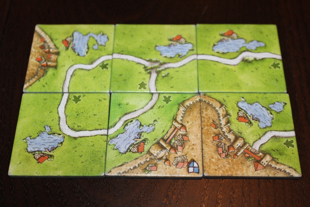 #17 - Carcassonne: Inns & Cathedrals [Expansion 1] (2/6)