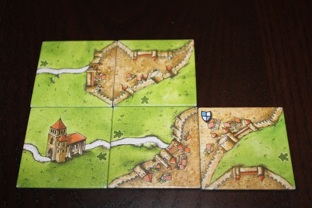 Carcassonne Expansions 020