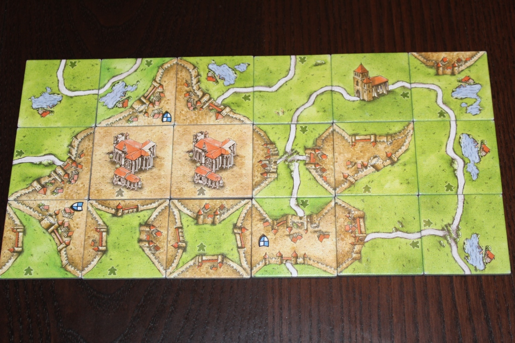 Carcassonne Expansions 021