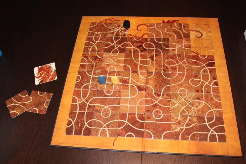 Tsuro Game