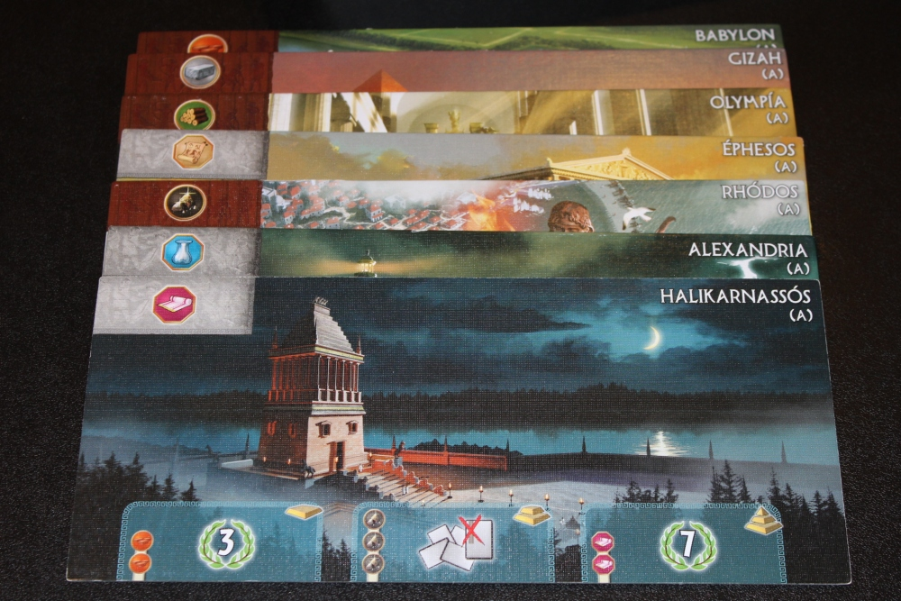 #21 - 7 Wonders [Base Game] (2/6)