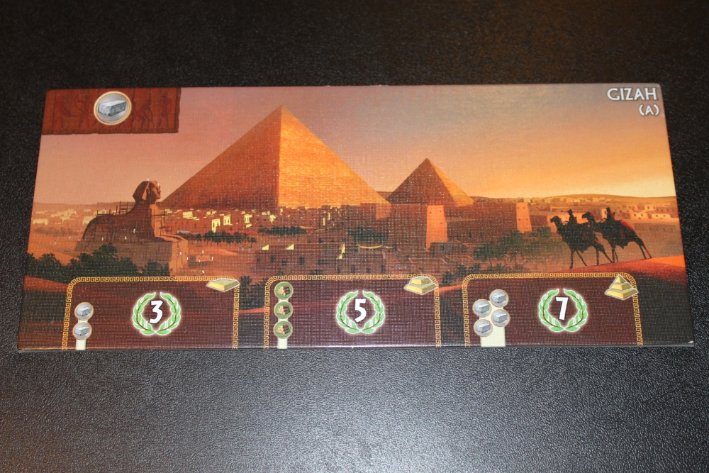 #21 - 7 Wonders [Base Game] (3/6)