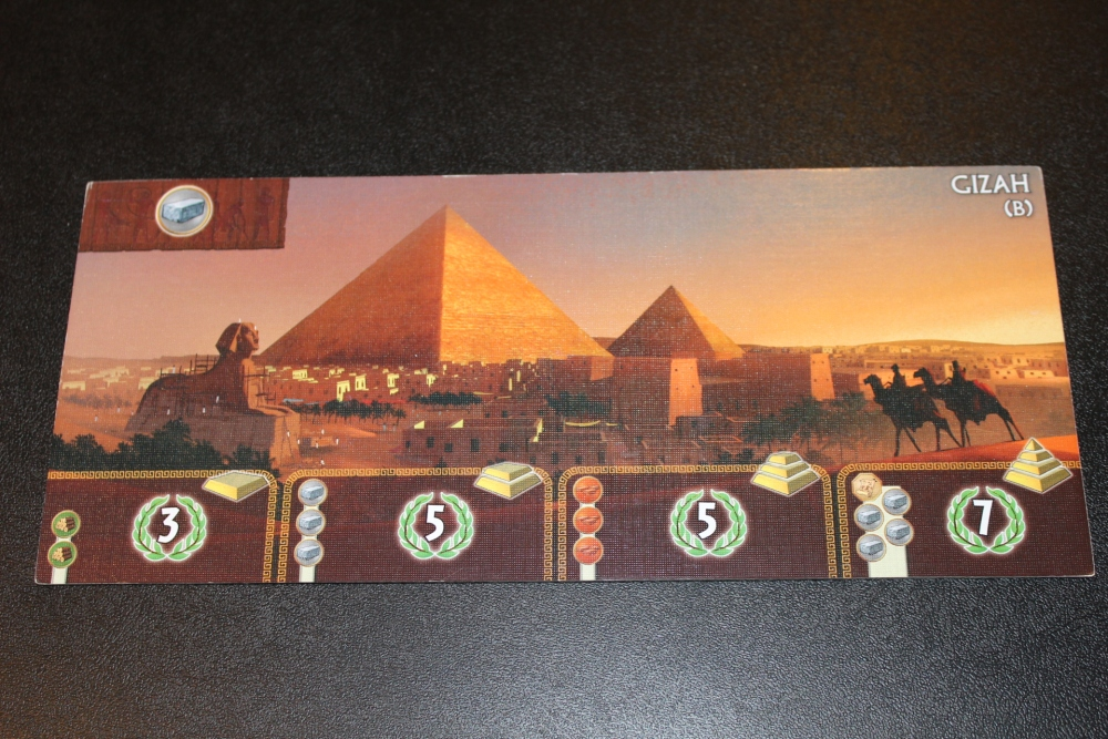 #21 - 7 Wonders [Base Game] (4/6)