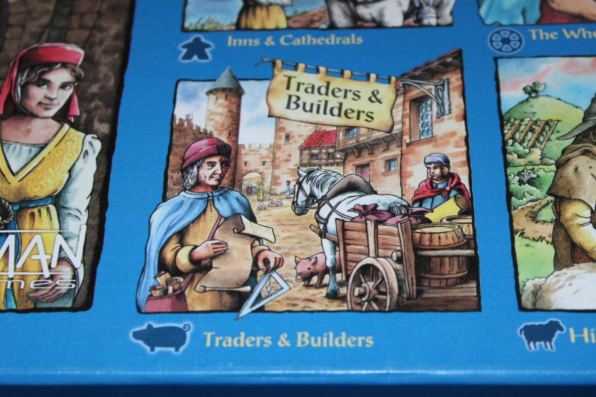Traders and Builders Cover