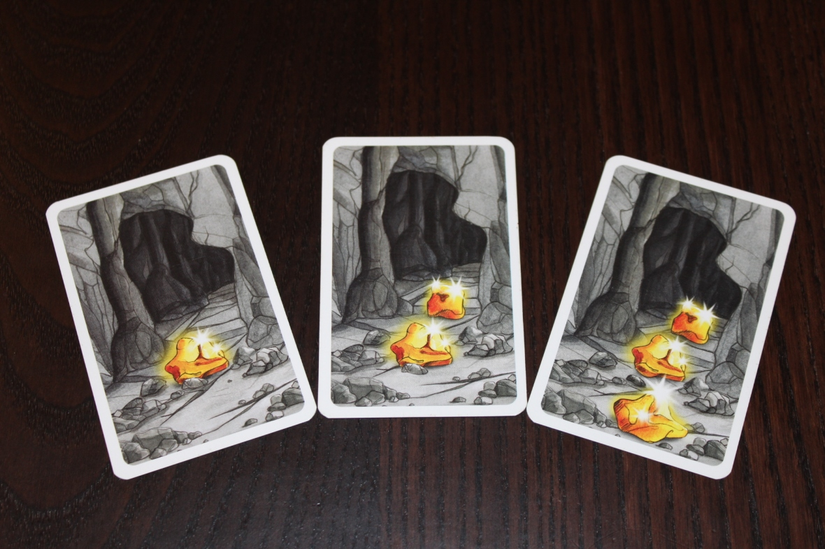 Saboteur Gold Nugget Cards