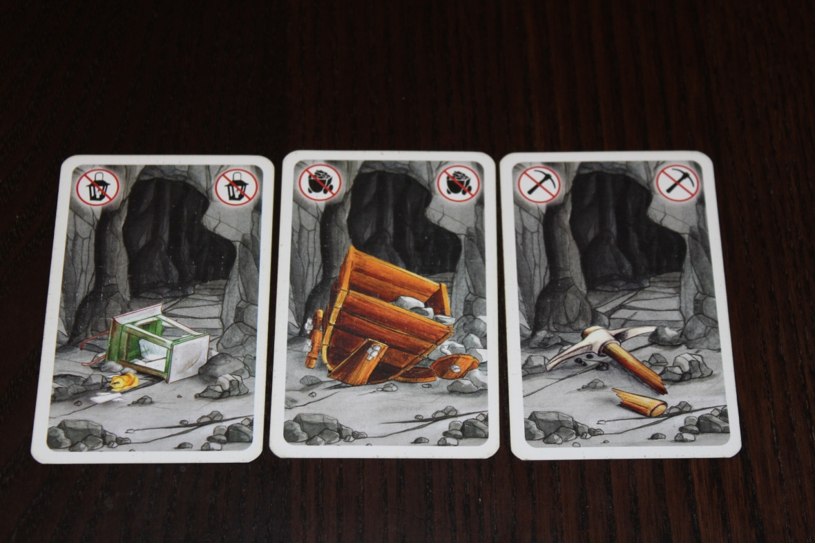 Saboteur Break Cards