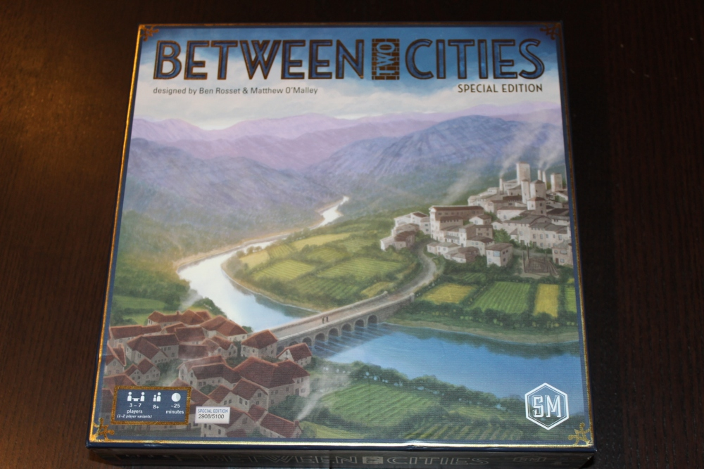 #25 - Between Two Cities (1/6)