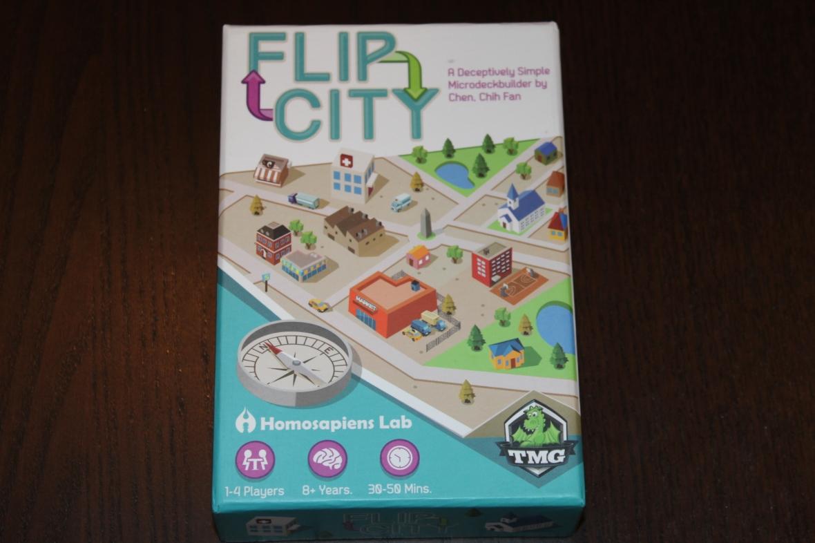 Flip City 001