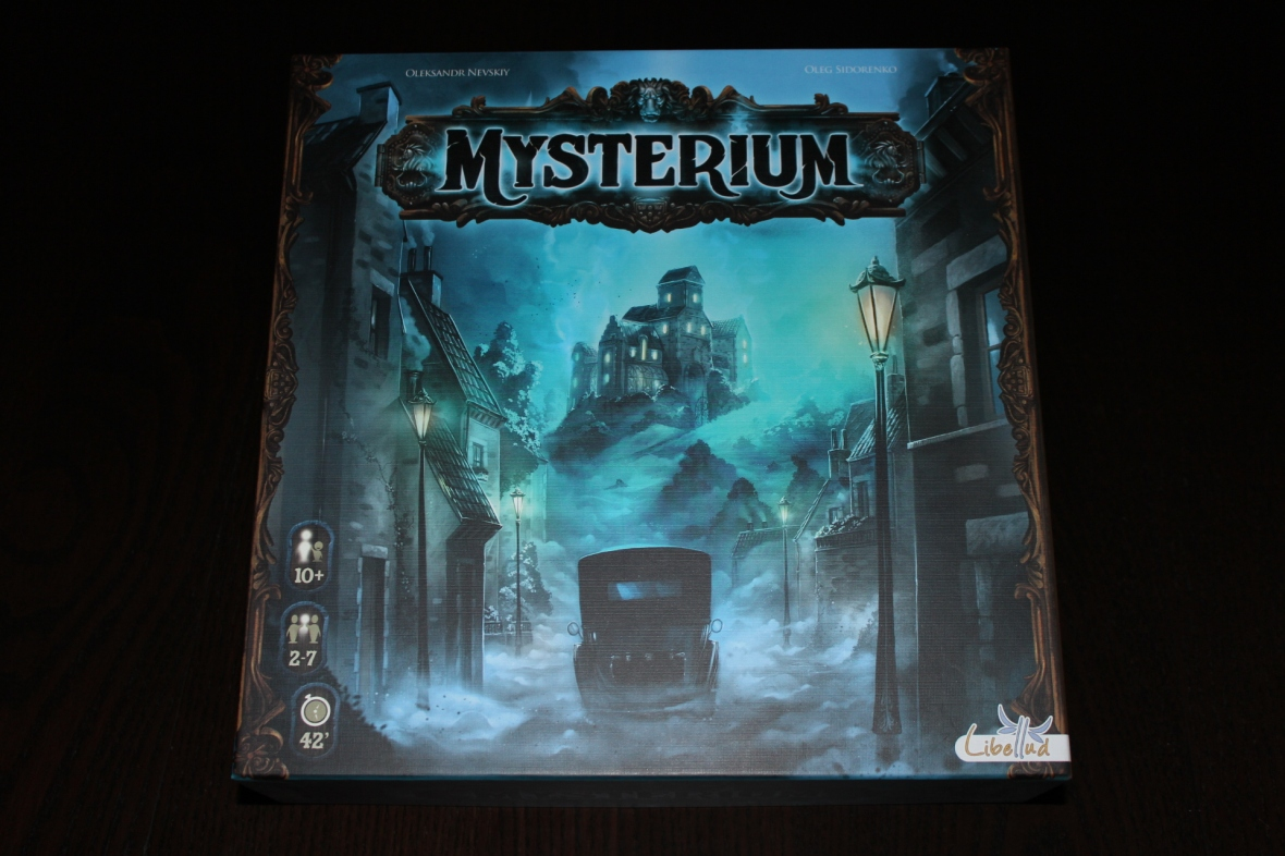 Mysterium and Burgle Bros 020