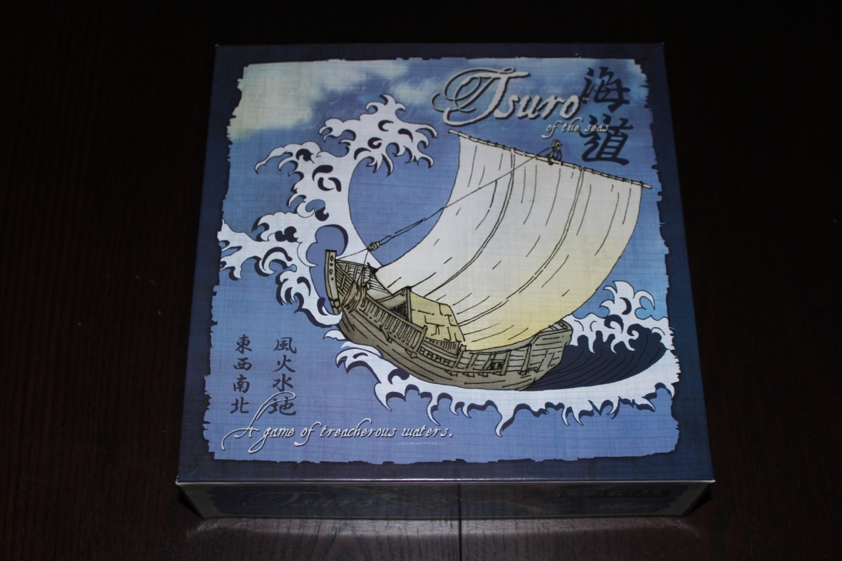 Tsuro of the Seas 001