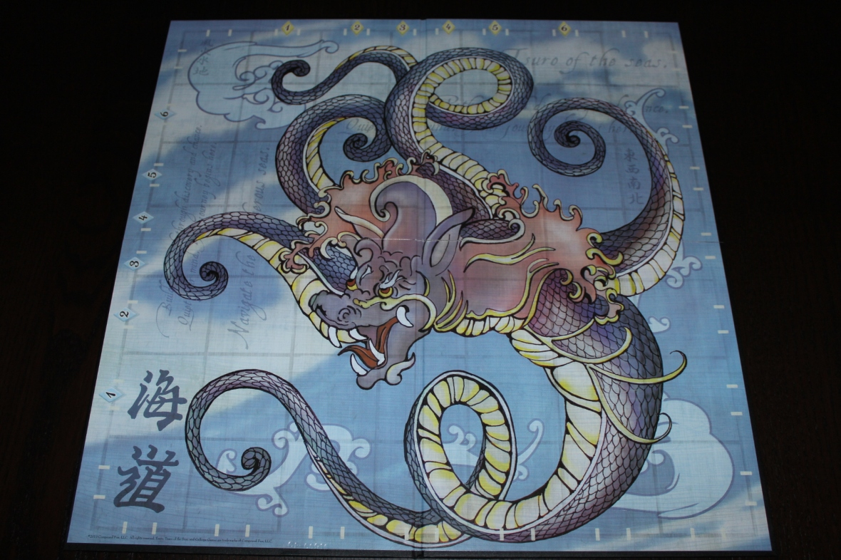 Tsuro of the Seas 003
