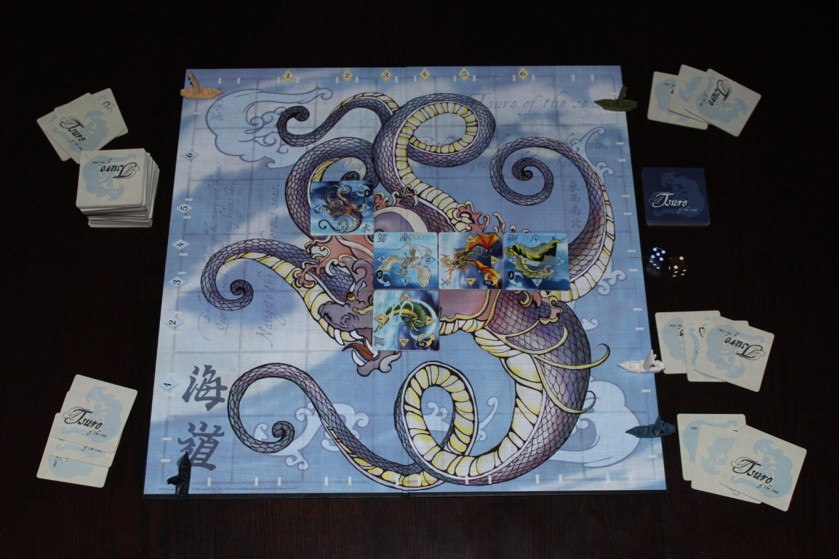 Tsuro of the Seas 007