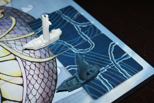 Tsuro of the Seas 009