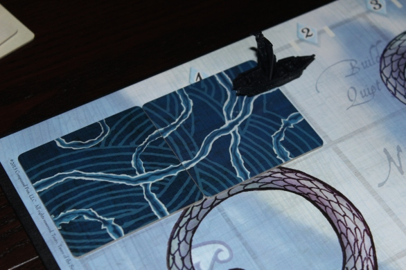 Tsuro of the Seas 011