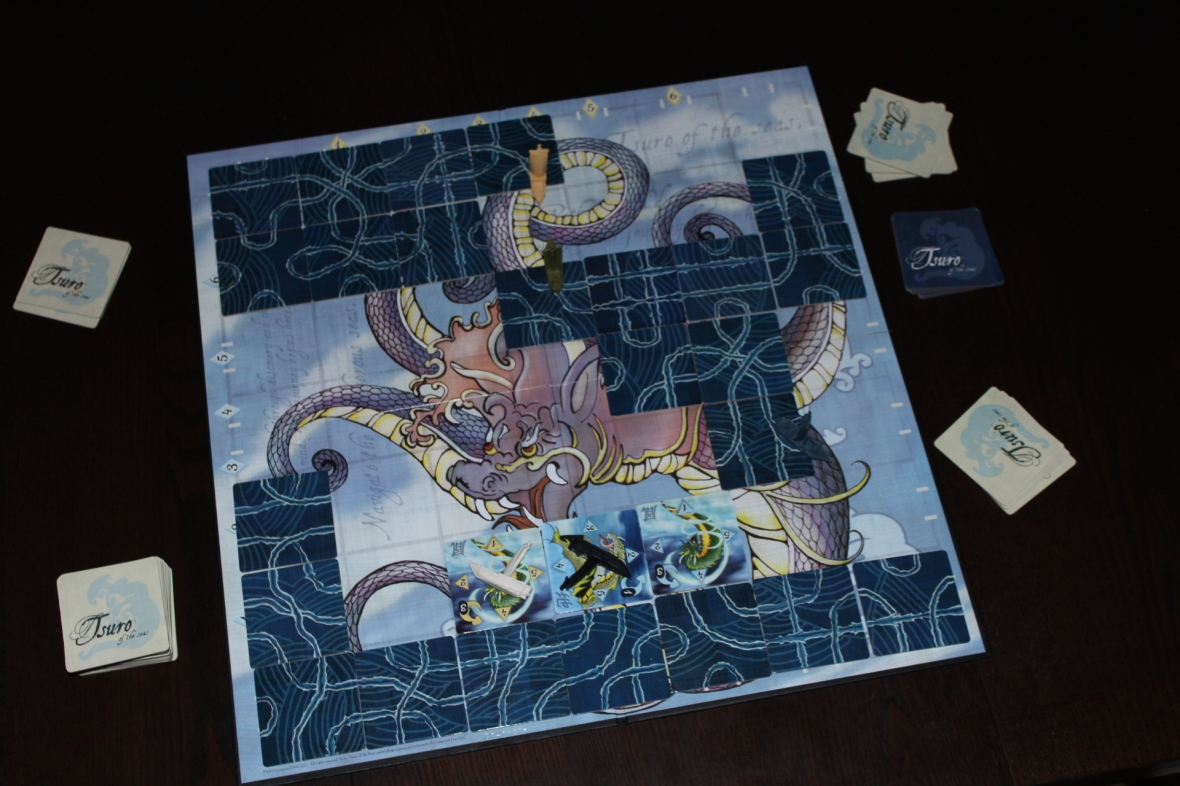 Tsuro of the Seas 012