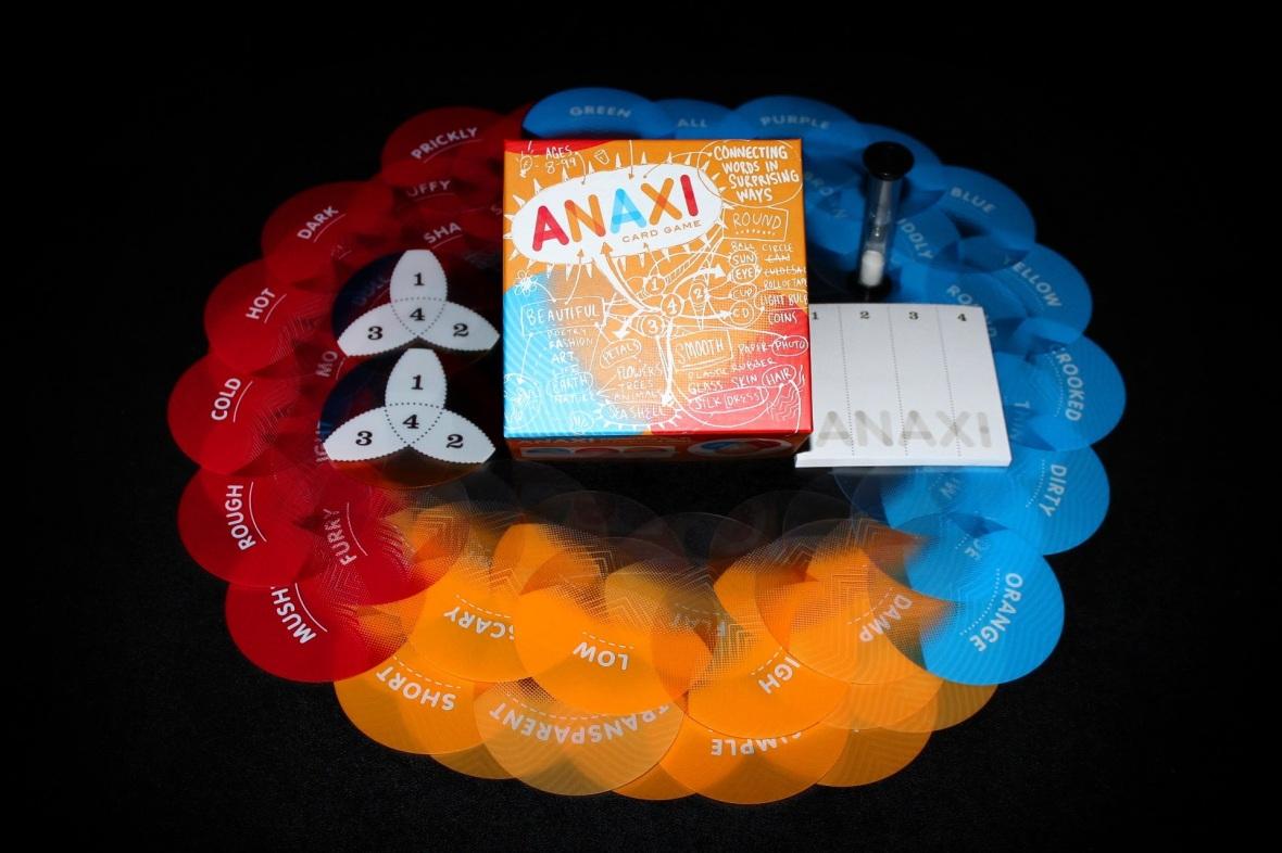 Anaxi Cover