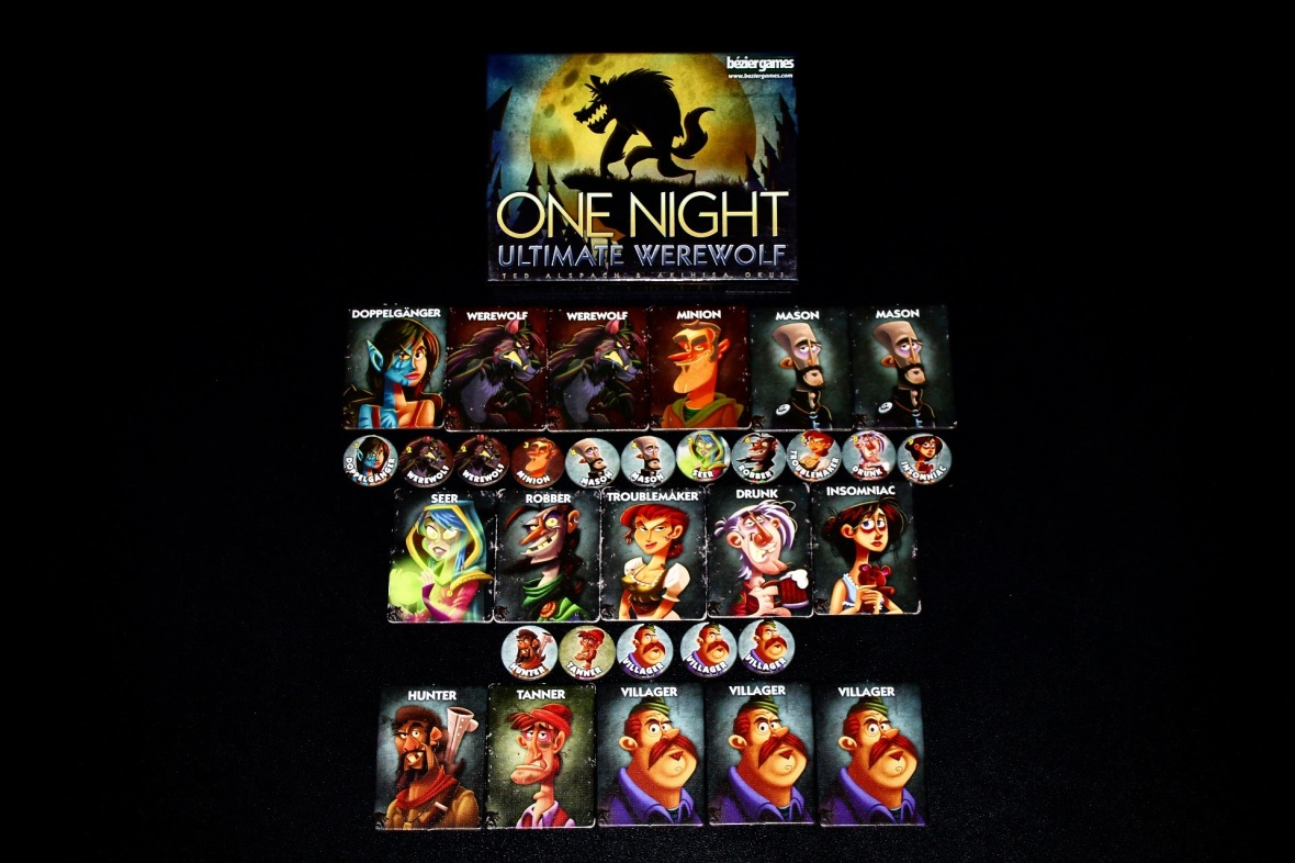 One Night Ultimate Werewolf Featured