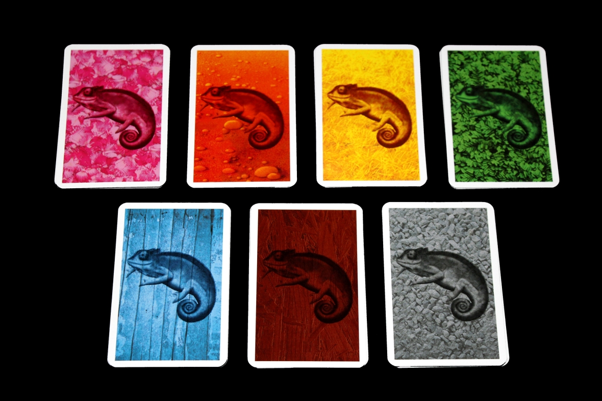 Coloretto Color Cards