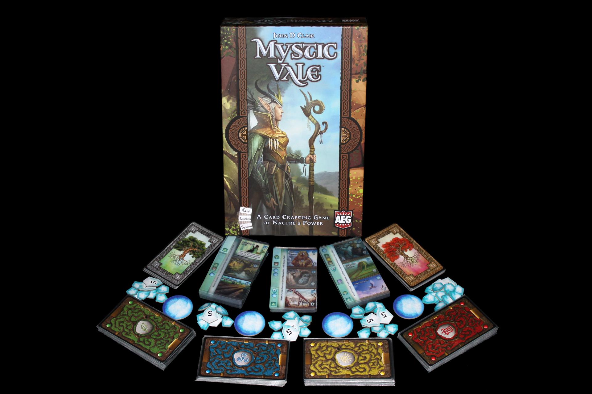 Résultats de recherche d'images pour «mystic vale board game»