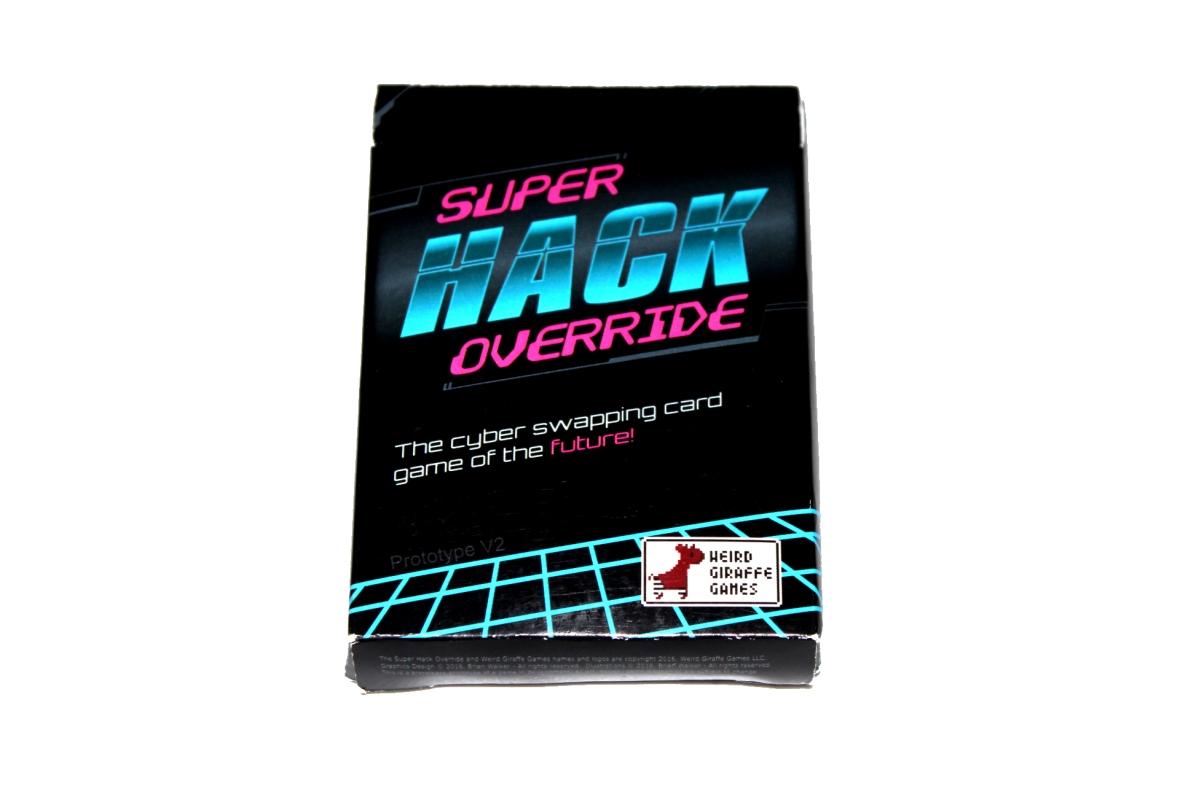 Super Hack Override Box