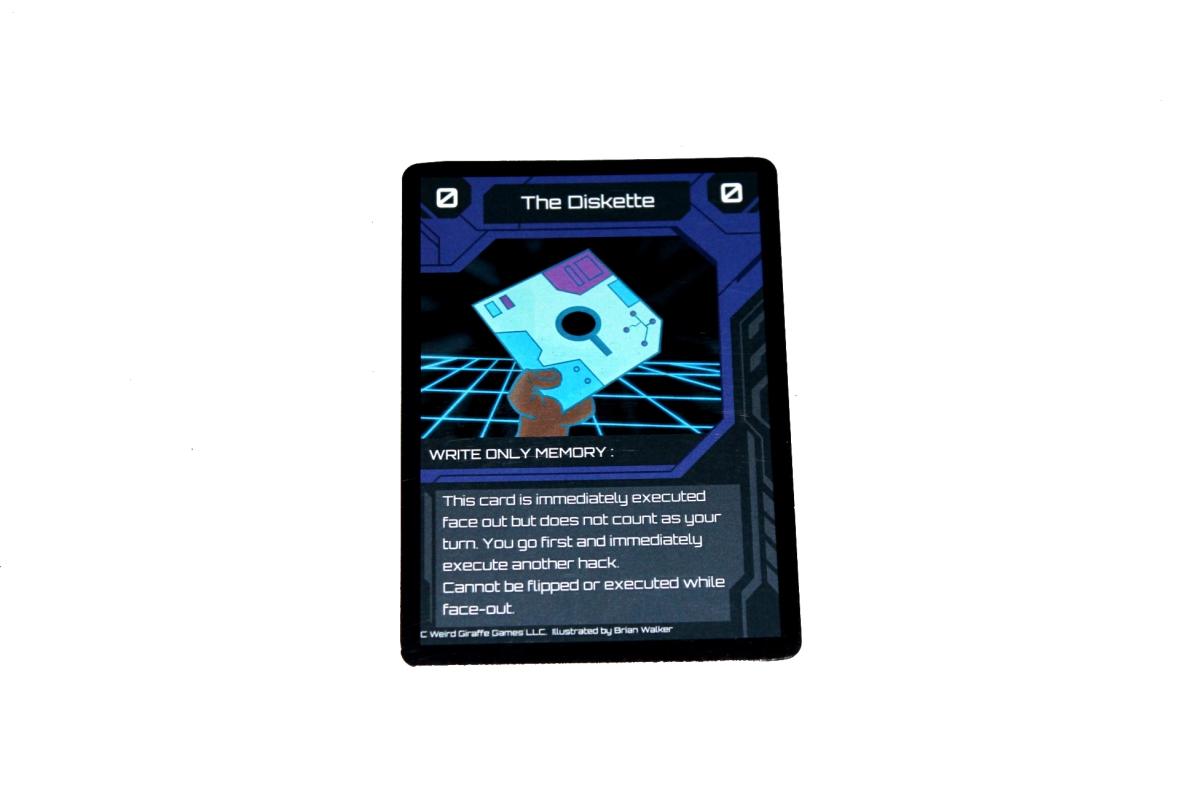 Super Hack Override Diskette