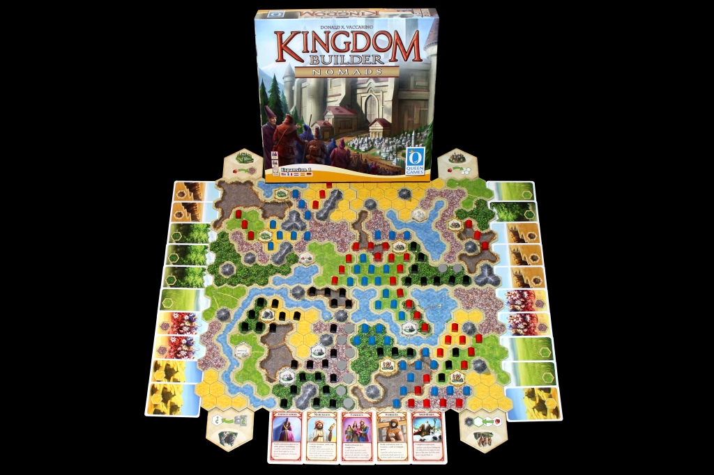 Queen Games Kingdom Builder Crossroads Expansion Two NEW