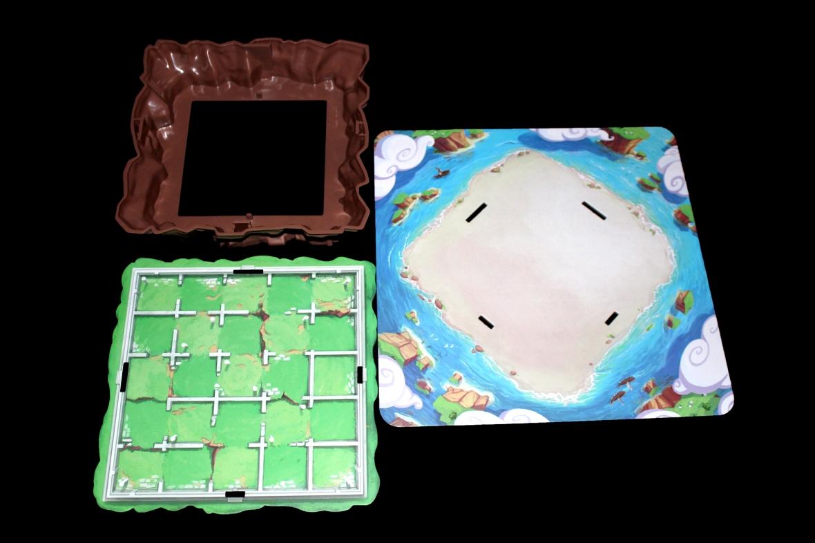 island-board-pieces