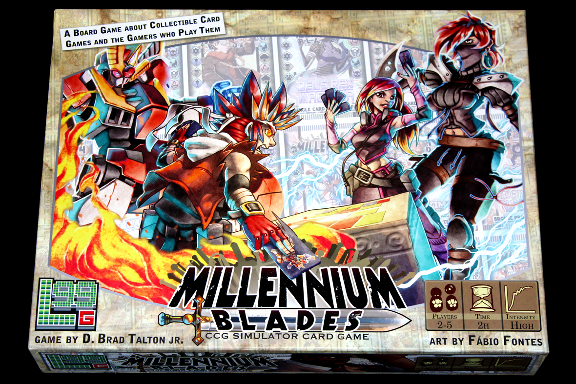 Millennium Count: description of the character