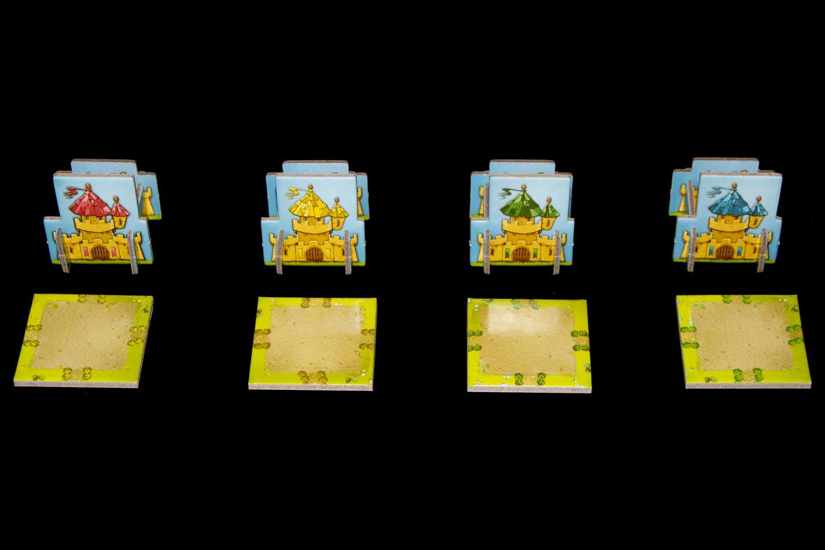 Castles + 1x1