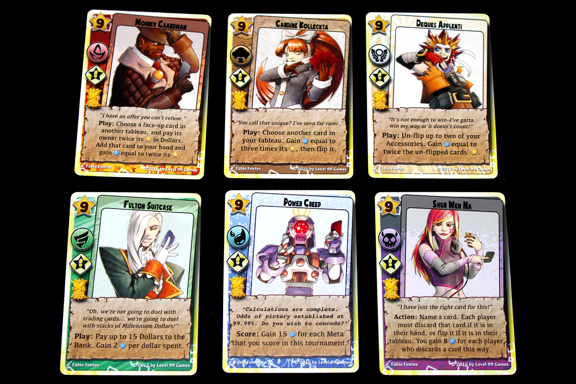 Pro Player Cards