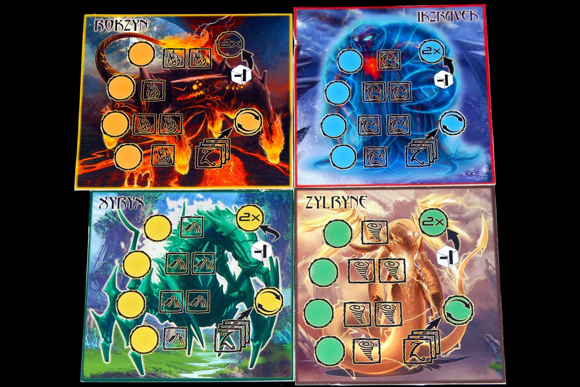 Totem Boards