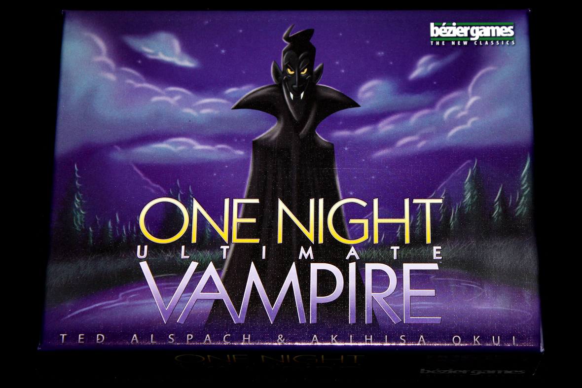 122 – One Night Ultimate Vampire – What's Eric Playing?