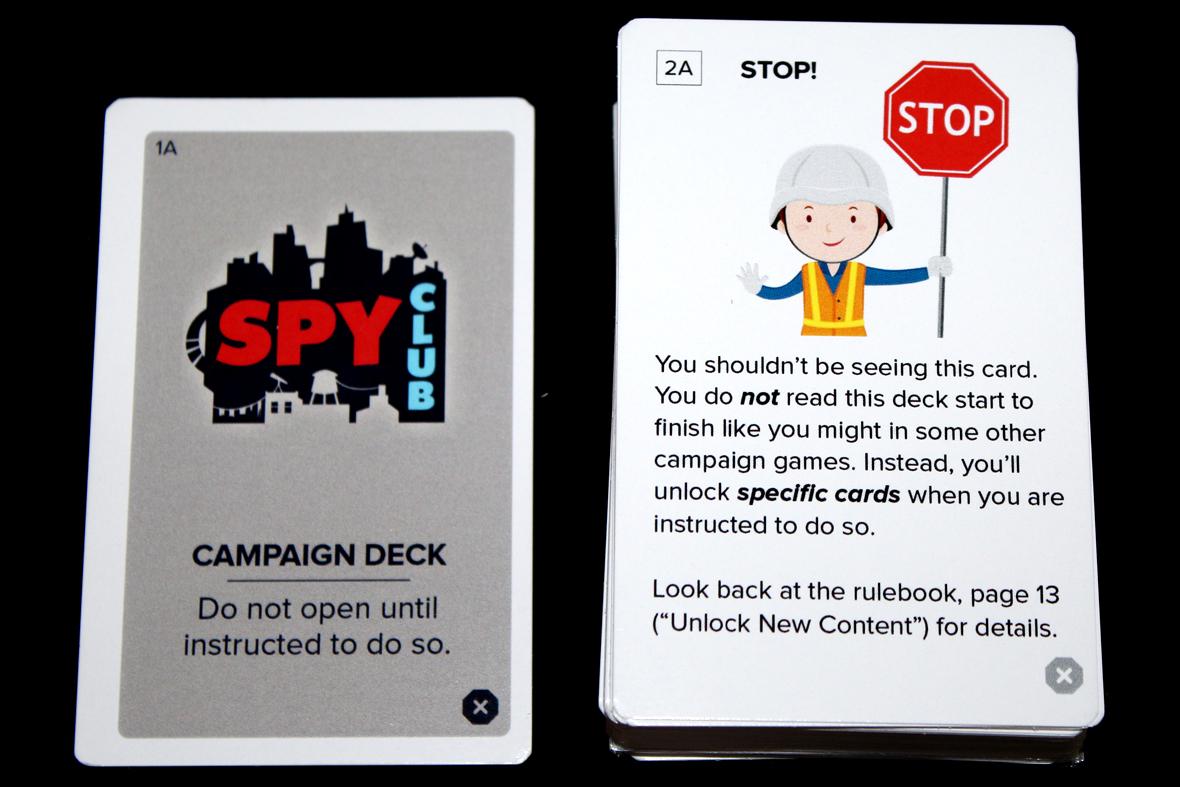 Campaign Deck
