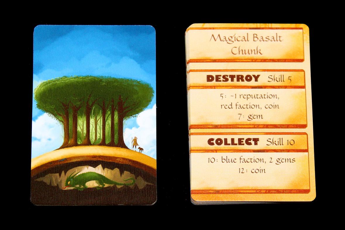 Arcade Mode Cards