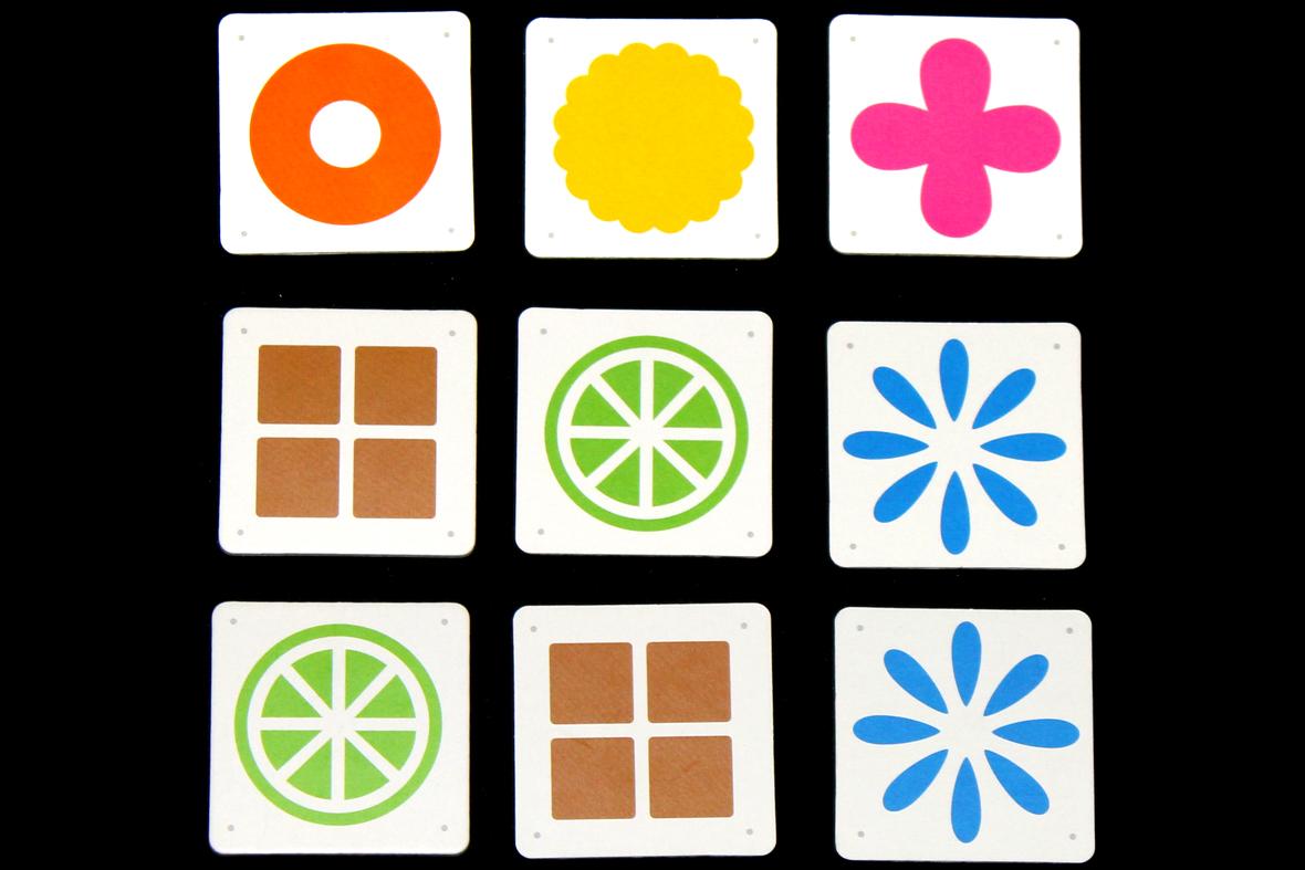Flipped Nine Tiles
