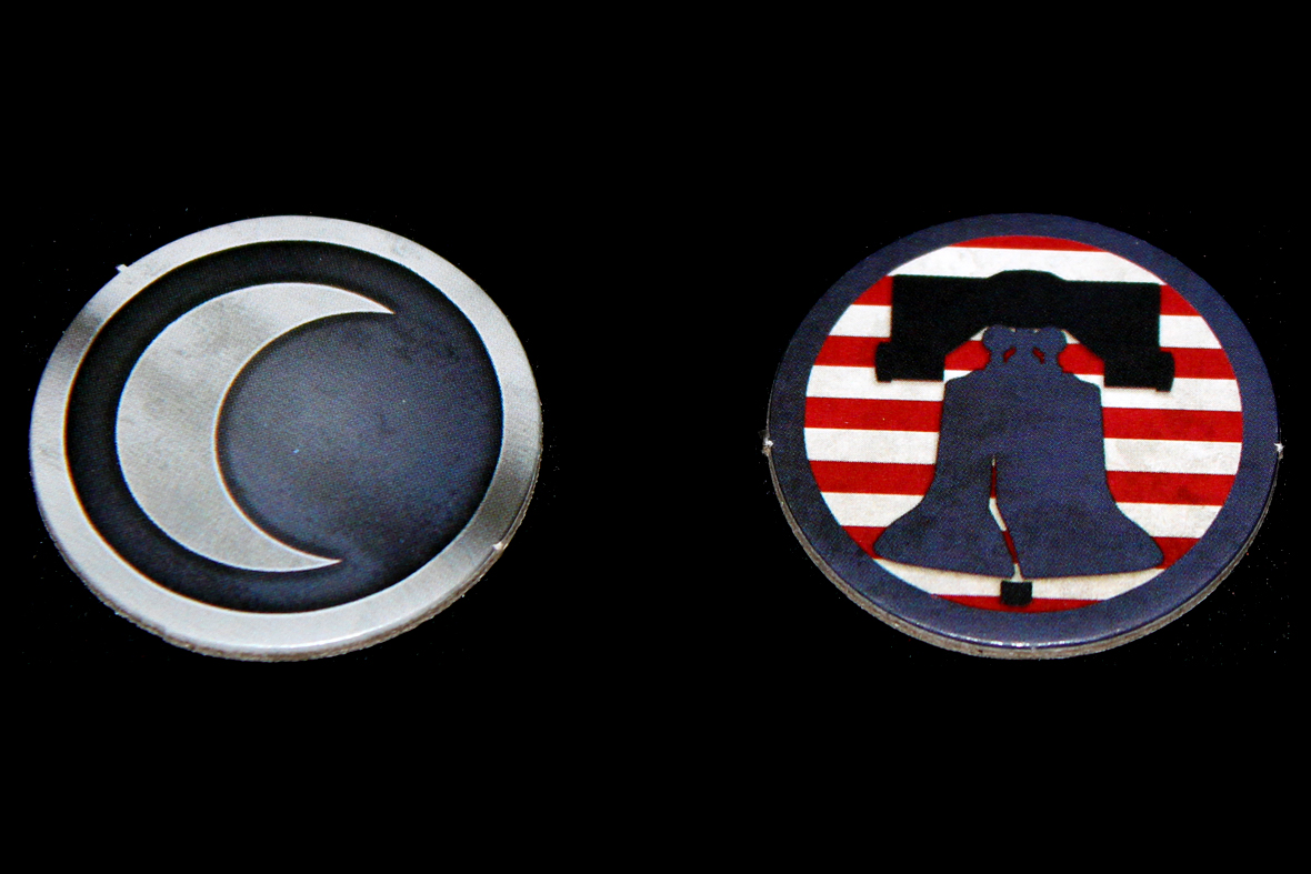 Moon and Liberty Tokens