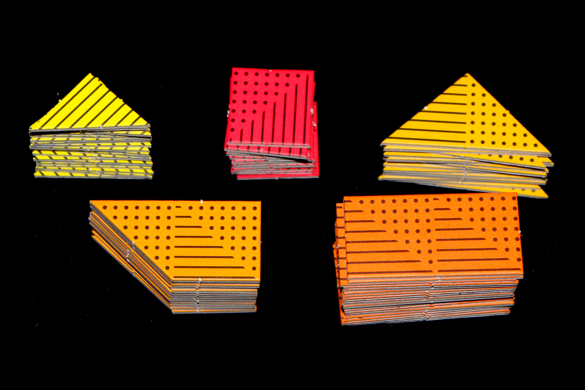 Pyramid Tiles